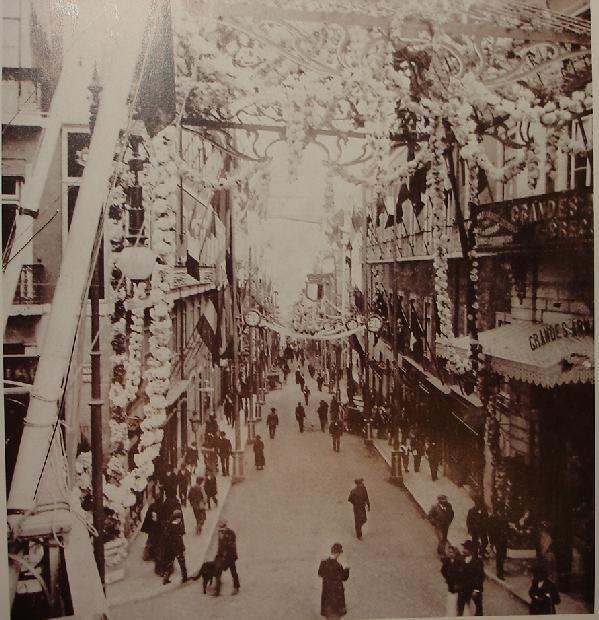 rua do carmo 1891