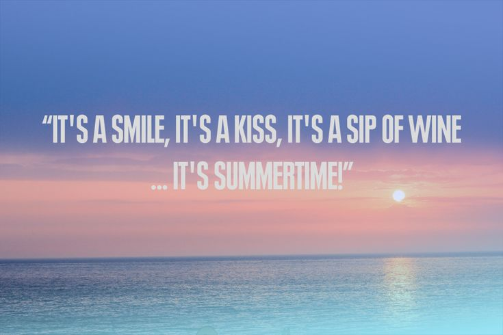 summertime! <3 For more quotes about #summer and having #fun, visit www.hot-lyts.com