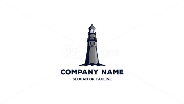 lighthouse  on 99designs Logo Store