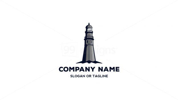 lighthouse  on 99designs Logo Store