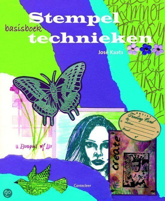 Basisboek stempeltechnieken - Jose Kaats - ISBN 9789021337913. Het Basisboek stempeltechnieken legt op heldere wijze uit wat de mogelijkheden van de vele stempelmaterialen en aanverwante benodigdheden zijn. De stempelliefhebber vindt...GRATIS VERZENDING IN BELGIË - BESTELLEN BIJ TOPBOOKS VIA BOL COM OF VERDER LEZEN? DUBBELKLIK OP BOVENSTAANDE FOTO!