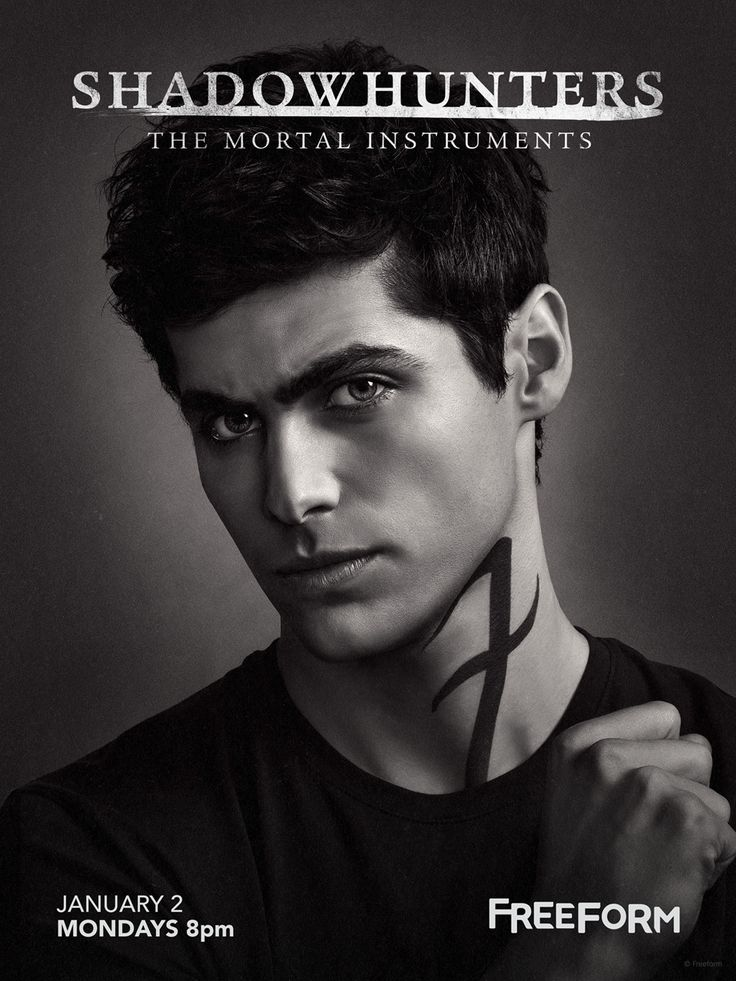 Season 2 Character Posters: Alec Lightwood (x)