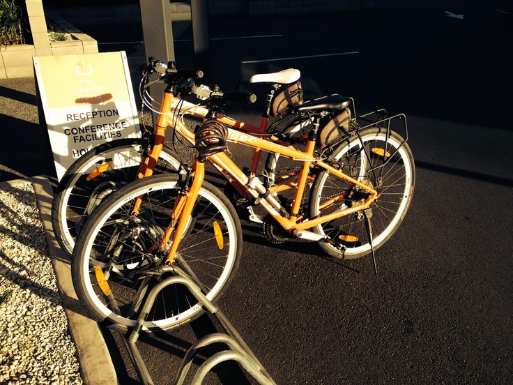 Enjoy the many bike trails Hawkes Bay has to offer with bicycle rental at reception.  http://www.thecrownnapier.co.nz
