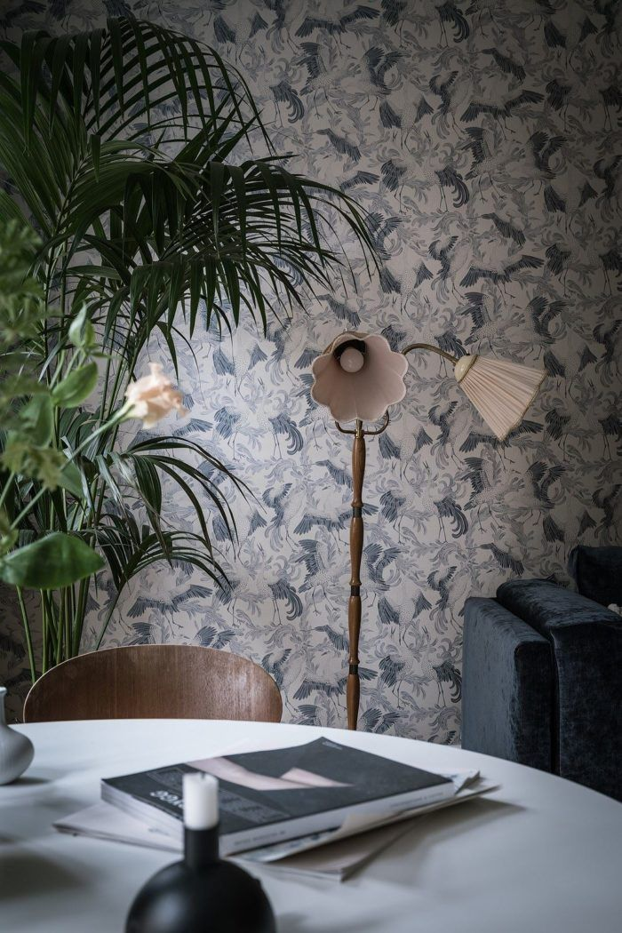 My Happy Place: Dripping in Wallpaper || Bliss