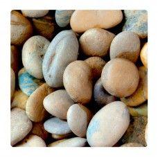 Kövek falikép