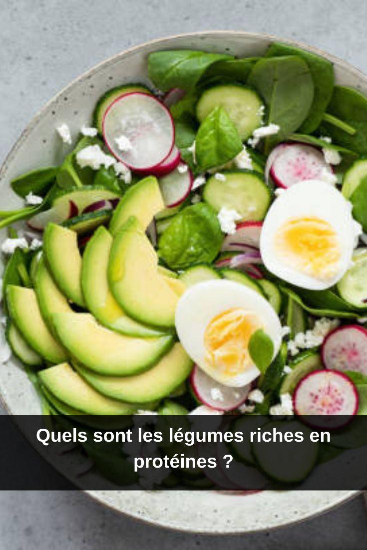 Alimentation : Quels sont les légumes riches en protéines