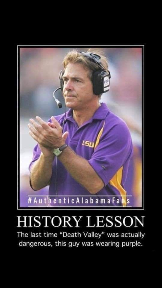 | Alabama Lsu alabama  Nick Saban Football LSU Coach vs