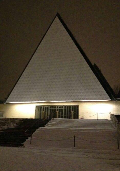 Joutjärven kirkko, Lahti, Suomi