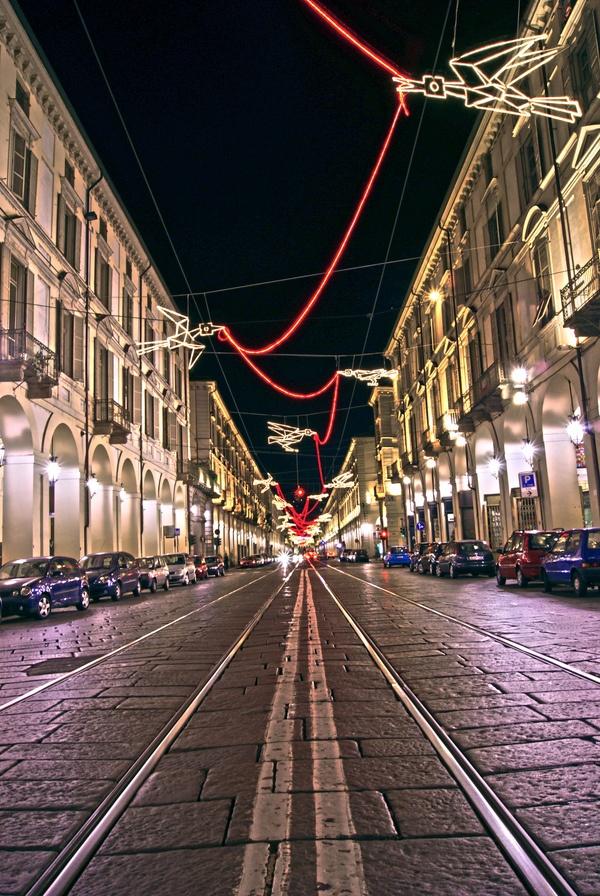 via Po, by Francesco Bianco