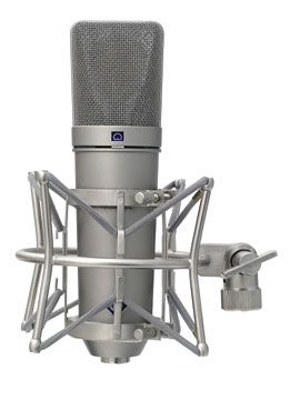 Crispin Freeman's Recording Gear Recommendations