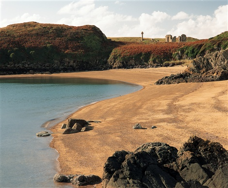 The most gorgeous beach, and it's on Anglesey!