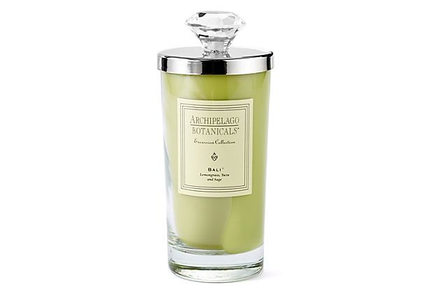 Archipelago candles are so full of fragrance they can fill a room just by taking off the lid. My favorites.