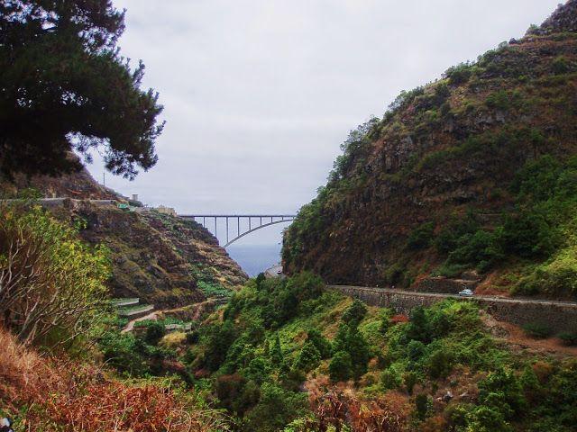 Desde las Islas Canarias  ..Fotografias  : Paisajes Verdes Palmeros..... (La Palma )