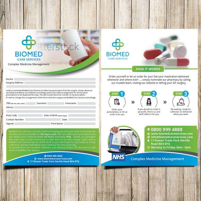 428 best Postcard flyer print Design images on Pinterest Booklet - product flyer