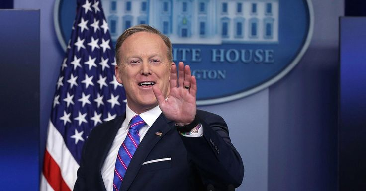 Sean Spicer resigns as White House press secretary after objecting to Scaramucci hire