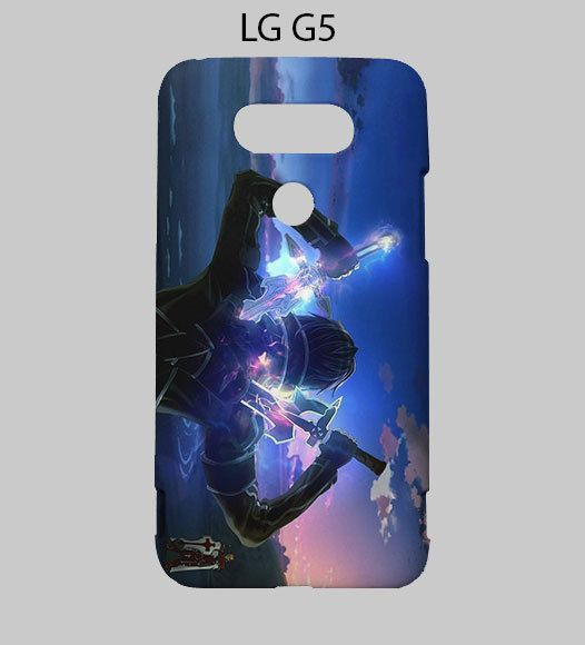 Sword Art Online SAO LG G5 Case Cover