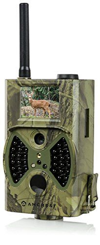 Special Offers - Amcrest ATC-1202W 1080P HD Wireless (SMS) Game and Trail Hunting Camera  12MP Dynamic Capture 2 LCD Screen High-Sensitivity Motion Detection with Long Range Infrared LED Night Vision up to 65ft - In stock & Free Shipping. You can save more money! Check It (July 25 2016 at 07:02PM)…
