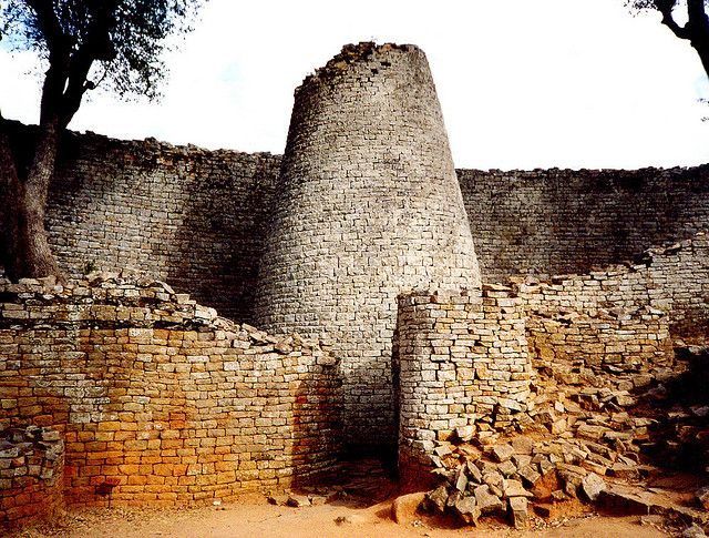 Great Zimbabwe African Culture