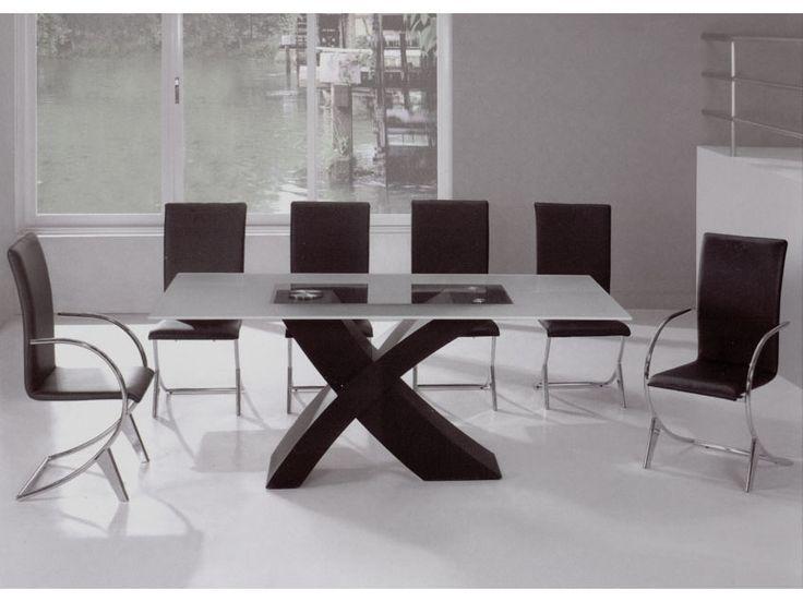 die 25+ besten contemporary dining room sets ideen auf pinterest, Esstisch ideennn