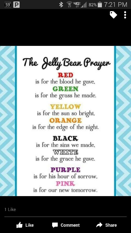 36 best poems images on pinterest poems candy cane poem and the creative world of great day graphics design free printable jelly bean prayer for easter for easter gifts or crafts negle Images