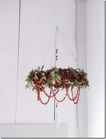   Rowanberry chandelier