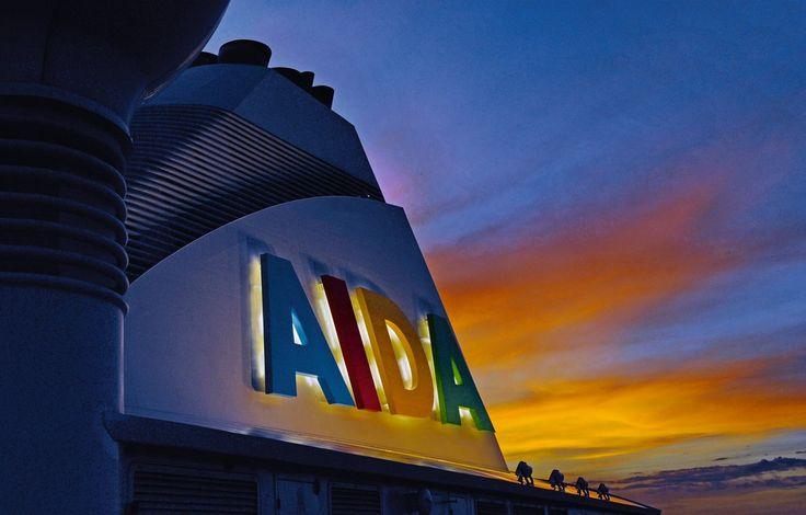 Wann genießen Sie Ihren nächsten Sonnenuntergang mit AIDA?