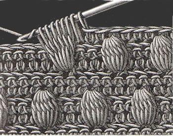 Heirloom Crochê - pontos de crochê vintage - DMC