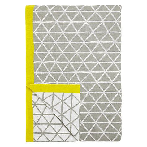 Buy House by John Lewis Design Throw Online at johnlewis.com
