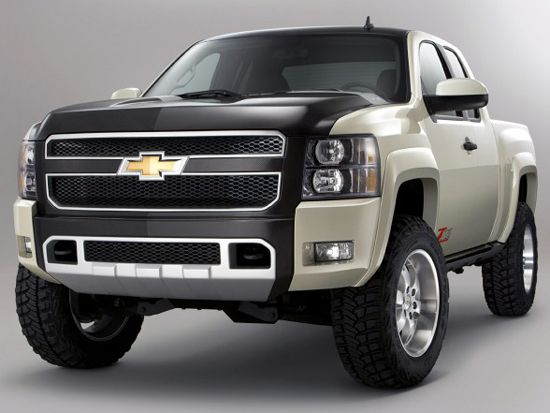 2014 Chevrolet Silverado.... my next truck