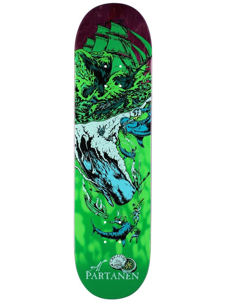 creature partanen cove deck on sale now
