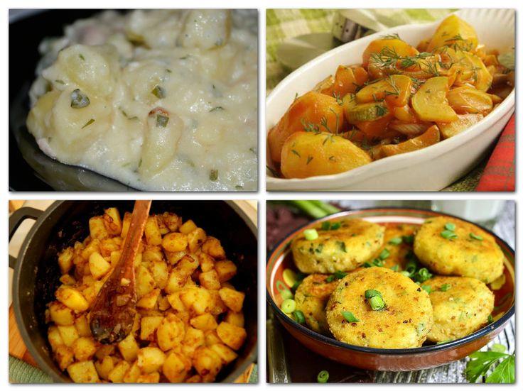 6 csodás étel burgonyából! Keresve sem találhatsz jobb recepteket :)
