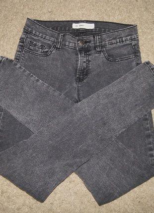Kup mój przedmiot na #vintedpl http://www.vinted.pl/damska-odziez/rurki/13615785-jeansy-szare-cubus-w28-sm
