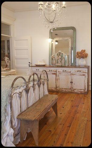 layered mirrors - bathroom idea?