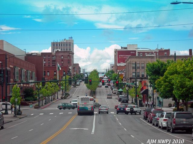 Everett, Washington