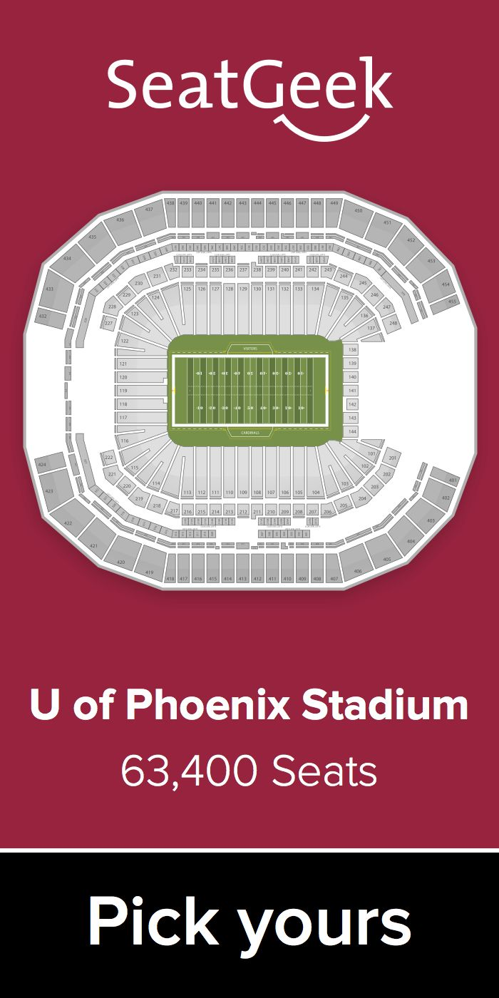 The best deals for Cardinals tickets are on SeatGeek!