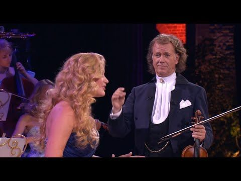 André Rieu & Mirusia - Memory (Cats) - YouTube