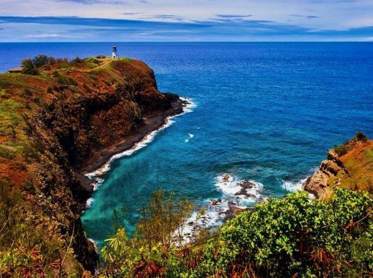 41 best kauai travel images on pinterest attraction kauai lighthouse bay and blue sea kilauea kauai solutioingenieria Image collections