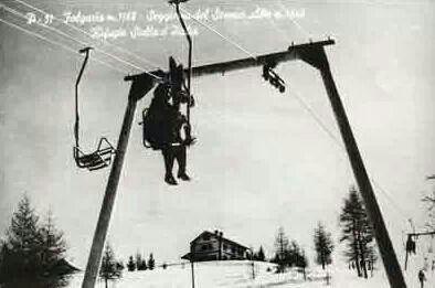 Seggiovia Francolini 1950