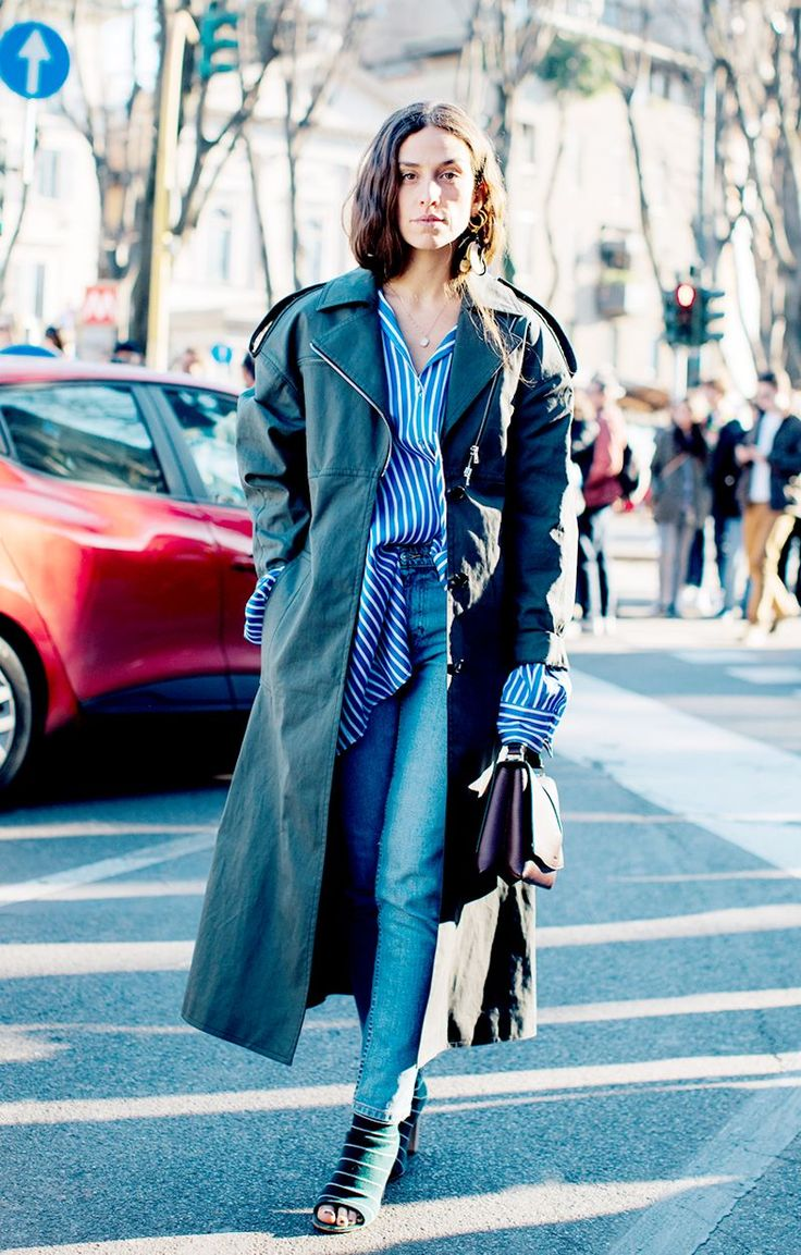 23 Striped Shirt Outfits to Wear on Repeat