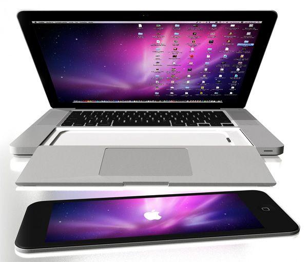 Macbook Pro With iRemote by Enrico Penello