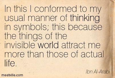 ibn arabi quotes - Hledat Googlem