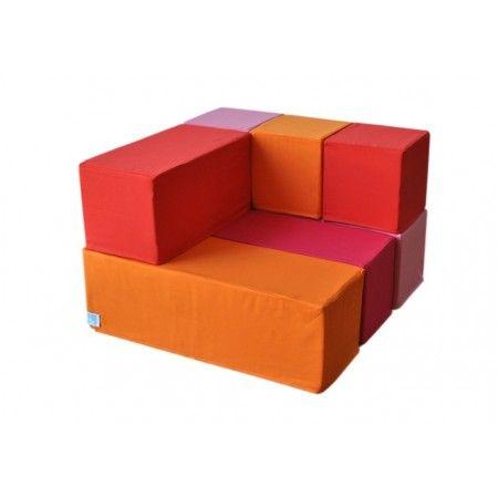Stunning kindermobel kindersofa sofa kinderzimmer rot