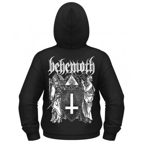 Hanorac Fermoar Behemoth: The Satanist