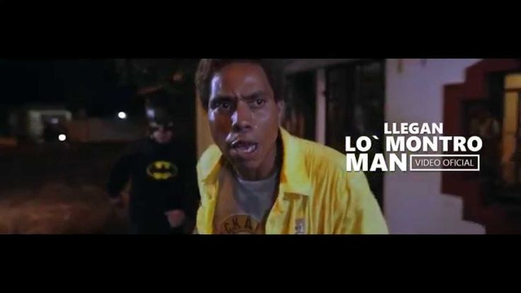 MOZART LA PARA FT. SHELOW SHAQ - LLEGAN LOS MONTRO MAN ( VIDEO OFICIAL )