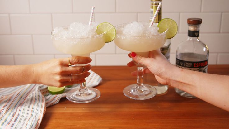 Margarita Snow Cones Are The Most Refreshing Way To Get Drunk