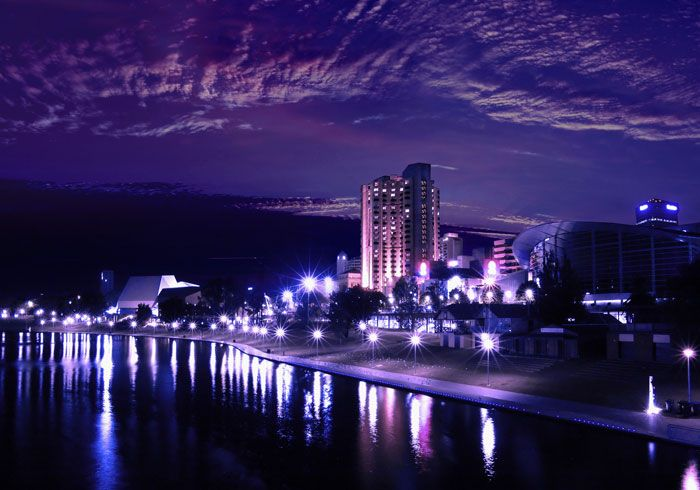 The River Torrens, Adelaide  http://www.genders.com.au/