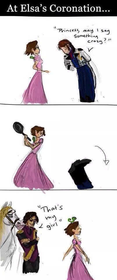 Yassssss if only This actually happened in Frozen