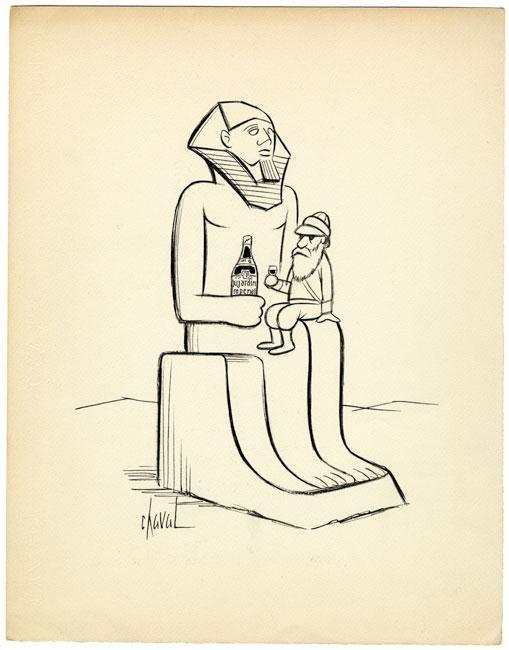 Chaval - A Toast With The Pharaoh