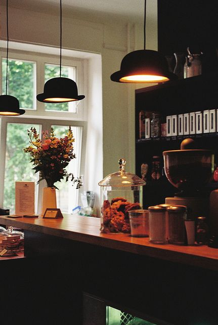 berlin restaurant cafe lighting ideas e