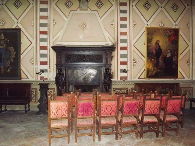 Antico palazzo toscano